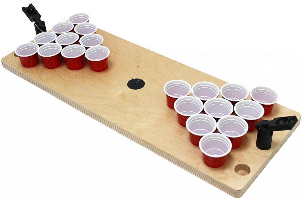 Mini Bier Pong Set Premium - Booze